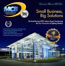 Small Business Lighting Mcb Lighting Electrical