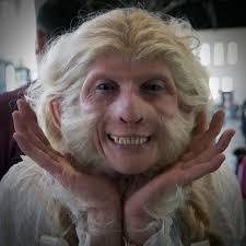 the amazing monkey lady sideshow imats sydney demo 2016 creatures prosthetics special make up effects
