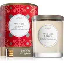 KOBO Holiday <b>Winter</b> Berry <b>ароматическая свеча</b>   notino.ru