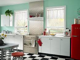 Retro Kitchen Decor Accessories Try Out Retro Kitchen Décor Dtmba Bedroom Design 78