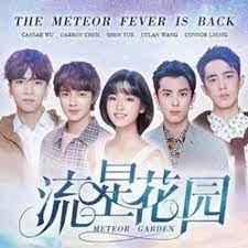 for you f4 meteor garden 2018 流星花
