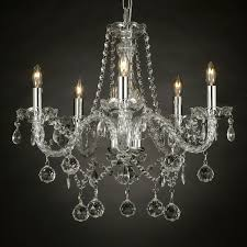 all crystal chandelier to enlarge