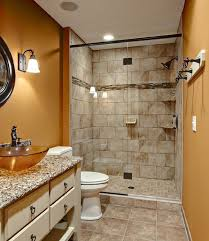 table charming bathroom shower doors smart modern with vanity cabinet also white toilet near glass door