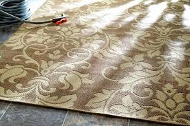 diy rug pad unbelievable excellent home depot for flooring decoration