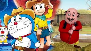 Nobita and the great adventure in antarctica, from july 5th to 11th at the cinema! Motu Patlu Vs John Doraemon Motu Patlu Coloring In Hindi 3d Animation Cartoon Coloring Pages Youtube