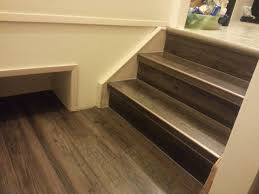 2 new how to install vinyl plank flooring on stairs home idea