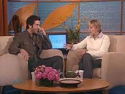Indeed, justin is a big fan of the show and back in 2020, during an appearance on the ellen show,. David Schwimmer On The Ellen Show In 2004 Part 1 Youtube
