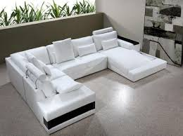 modern couches for sale. Leather Sectional Sofas On Sale White Pure Colored Sofa With Right Chaise High End Glamour Elegant Modern Couches For N