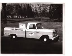 The Evolution of U-Haul Trucks - My U-Haul StoryMy U-Haul Story