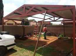 Ibr Carports For Sale Gauteng 0721248120 Flat Roof Carports For Carport Prices Johannesburg Sale