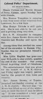 Bryant, Corinne & Myrtle, 28 July 1899 - Newspapers.com