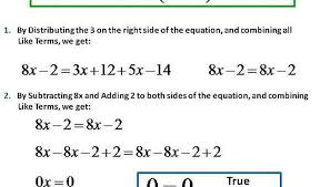 two step equation no solution example tessshlo