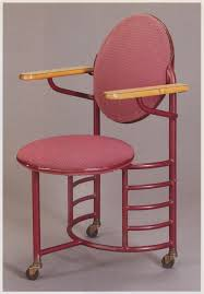 interesting furniture design. Top Notch Furniture For Dining Room With Frank Lloyd Wright Barrel Chairs : Interesting Design E