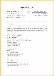 50 Beautiful Mba Finance Resume Sample For Freshers Professional ...