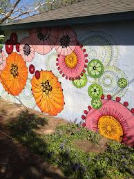 mural on detached garage by anna shortley design of outdoor wall art uk on garage wall art uk with mural on detached garage by anna shortley design of outdoor wall art