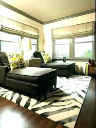 faux animal skin rugs zebra rug astounding living room ikea