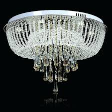 crystal ceiling light fixtures spectacular round crystal flush mount led ceiling light chandelier pendant lamp crystal