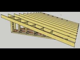 skillion roof procedure