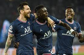 PSG 2-0 Manchester City – Champions League Player Ratings