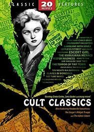 Cult Classics 20-Movie Pack by Vivian McGill: Amazon.co.uk: DVD ...