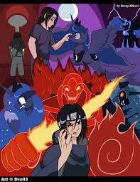 Uchiha Clan: Naruto Has The Sharingan Crossover Fanfiction