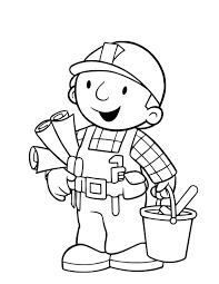 Small Picture Bob the Builder Coloring Pages Free Enjoy Coloring Places to
