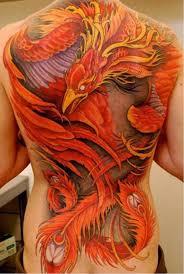 значение тату татуировки феникс