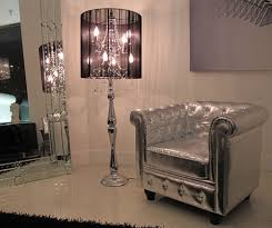chandelier floor lamp contemporary