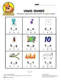 Phonics Worksheets Worksheets Printable Work Sheets O Initial And ...