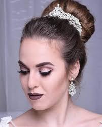 Líčení A účes Na Focení Pro Svatební Salon Adelaide Svatebníúčesy
