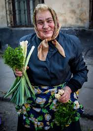 best eastern europe ukraine images ukraine  babushka in the market lviv western ukraine