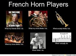 french horn meme | Tumblr via Relatably.com