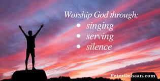 3 Ways to Worship God