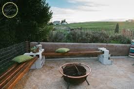 concrete block furniture. Cinder Block Furniture Backyard 1000 Images About Concrete