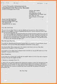 social security benefits letter social security benefits letter 016
