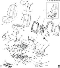 seat belt latch parts diagram images gallery