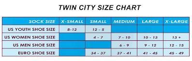 Youth Sock Size Chart Twin City Sock Size Chart Jpg