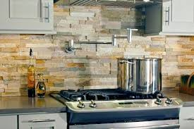 stone veneer kitchen backsplash. Perfect Stone Stone Kitchen Backsplash Amazing With Elegant Cabinet  Designs   And Stone Veneer Kitchen Backsplash E