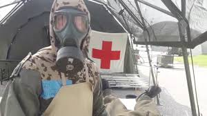 Air Force Paramedic German Air Force Medic Under Cbrn Conditions
