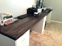 awesome office desk. Interior Remarkable Long Narrow Computer Desk Awesome Office Design  Throughout Table Prepare From Wood Ideas Diy . Best And Metal