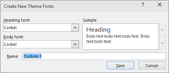 Create Your Own Theme In Powerpoint Powerpoint
