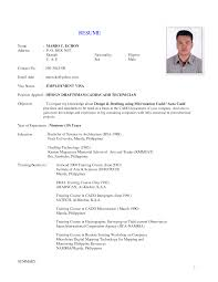 Medical Technology Example Example Of Resume For Medical Technologist 1 Istudyathes
