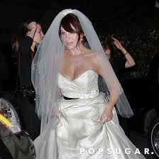 Marla Sokoloff wore white to her November 2009 nuptials with Alec   The  Ultimate Celebrity Wedding Gallery   POPSUGAR Celebrity Photo 44