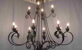 stunning crystal candle chandelier rustic enchanting ikea black iron with light likable rectan chandeliers cabin lighting white roof and gray wall