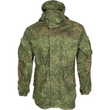 russian army jacket