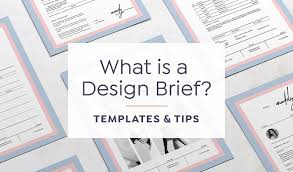 What Is A Design Template What Is A Graphic Design Brief Creative Market Blog
