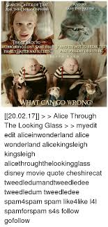 Movie Quote Search Interesting And SO SEARCH CASTLE OF TIME SAVE THE HATTER ASK THE CHRONOSPHERE