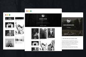 Tumblr Photography Themes Next Sophisticated Tumblr Theme By Woxthemes On