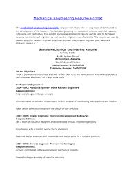 resume forrrmat for engg mechanical resume template example resume examples resume formats microsoft word resume format in resume sample