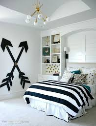 Black And White Bedroom Ideas For Teenagers 3